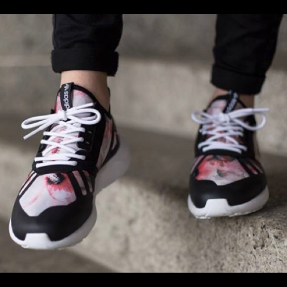 adidas Shoes - Women s ADIDAS Tubular Floral Print Sneaker - 7 47ad153c88